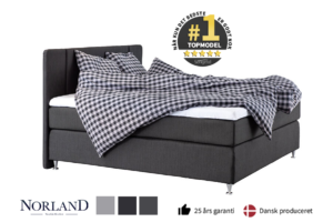 Dreamline Kontinentalseng Dreamline Luksus Komfort 180x210 cm