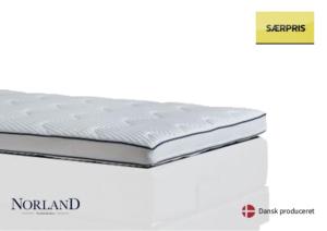 Norland Topmadras Norland Luksus Latex 10cm 80X200