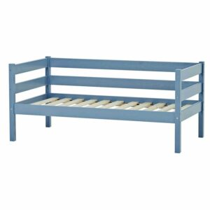 Hoppekids IDA-MARIE Juniorseng IDA-MARIE 70x160 cm - Dusted Blue Juniorseng