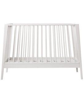 Leander Babyseng - Linea - Hvid